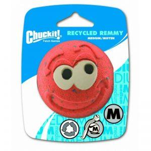 Chuckit! Recycled Remmi kamuoliukas iš perdirbtos gumos