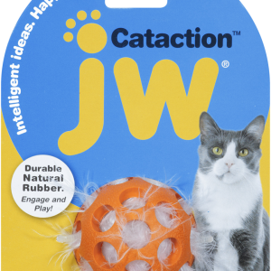 JW CATACTION FEATHER BALL kamuolys