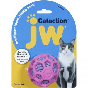 JW CATACTION BALL RATTLE kamuolys