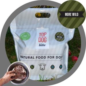 Top Dog Bistro More Wild paplotėliai