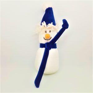 Cypiantis pliušinis žaislas Sniego Senis, 20cm