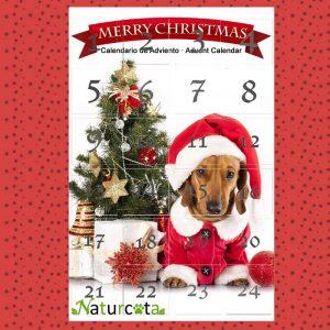 Naturcota Kalėdinis Advento Kalendorius Šunims