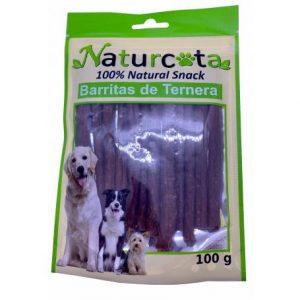 Naturcota Jautienos lazdelės, 100g