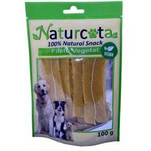 Naturcota Saldžios bulvės file juostelės, 100g