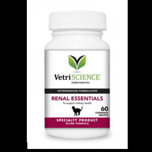 Renal Essentials – papildas katėms – inkstų veiklai gerinti