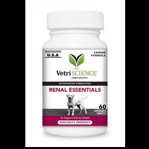VetriSCIENCE RENAL ESSENTIALS – inkstų veiklai gerinti