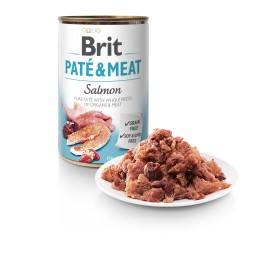 Brit Care Salmon Pate&Meat