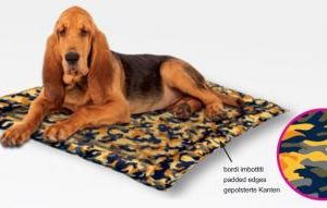 Vėsinantis gultas CROCI MAT BORDER su kraštais 102×63