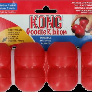 KONG Goodie Ribbon žaislas šonkauliukas