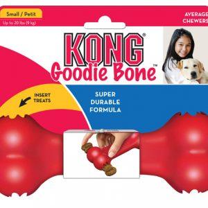 KONG Goodie Bone S interaktyvus žaislas šunims