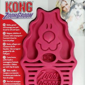 KONG ZoomGroom guminės šukos