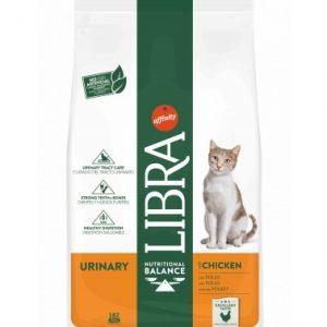 LIBRA URINARY sausas maistas katėms