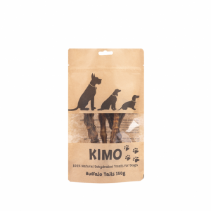 KIMO džiovintas skanėstas buivolų uodegos 150g
