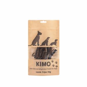 KIMO džiovintas skanėstas ėriukų žarnokai 50g