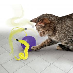 Kong Cat Purrsuit Whirlwind interaktyvus žaislas katėms