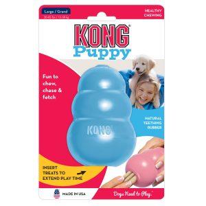 KONG PUPPY Classic žaislas jauniems šuniukams
