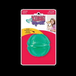 Kong Squeezz Dental Ball dantims