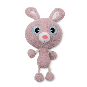 Vadigran Plush Rakki Rabbit Triušis Šuniui 30cm