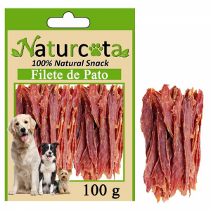 Naturcota antienos filė juostelės, 100g