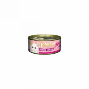 Aatas Creamy Chicken&Kanikama konservas katėms 80g