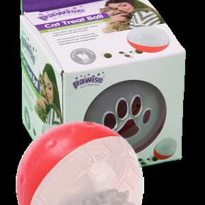Pawise Cat Treat Ball skanėstų kamuoliukas