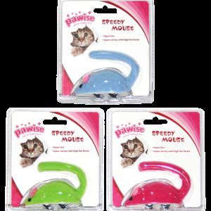 Pawise Speedy mouse 9x6x4cm