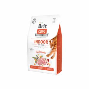 Brit Care Cat GF Indoor Anti-stress s.m. katėms