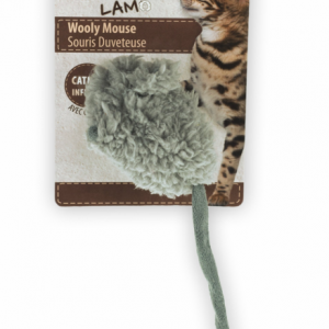 Katės žaislas Wooly Mouse