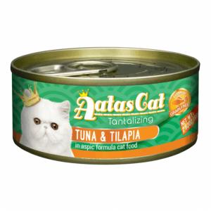 Aatas tuna & tilapia