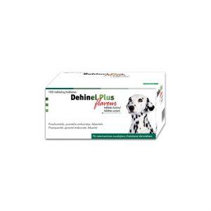 Dehinel Plius tabletės nuo kirminų šunims (dehelmintizuoti)